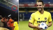 YouTube: Roberto Soldado y su blooper en su presentación con el Villarreal