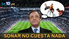 Real Madrid sueña con fichar a cuatros jugadores