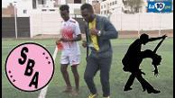 Sport Boys: africanos demuestran que la conocen bailando salsa