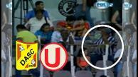 Copa Sudamericana: hincha de Alianza Lima apoyó a Universitario en la tribuna