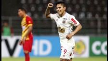 Universitario venció 3 a 1 al Anzoátegui y avanza en la Copa Sudamericana