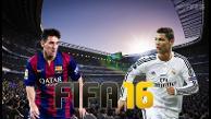 FIFA 16: Lionel Messi, Cristiano Ronaldo y los mejores jugadores del juego