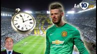 Real Madrid: ¿Cuánto tiempo le queda para fichar a David de Gea?