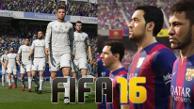 FIFA 16: Barcelona y Real Madrid entre los equipos en el demo del videojuego
