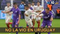 Universitario de Deportes perdió 3-0 ante Defensor Sporting por Copa Sudamericana