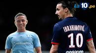 Yoshimar Yotún presente en el sueño que quiere cumplir Zlatan Ibrahimovic en la Champions