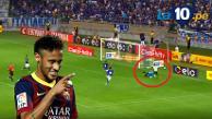 YouTube: el 'nuevo Neymar' hizo gatear al arquero y marcó un golazo con Palmeiras