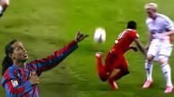 YouTube: Douglas Costa y su bicicleta a lo Ronaldinho con Bayern Munich