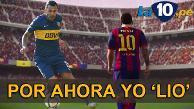 FIFA 2016: Carlos Tévez es por ahora el mejor jugador latinoamericano del videojuego