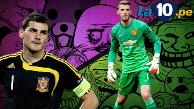 Youtube: David De Gea 'trollea' a Iker Casillas con una huacha