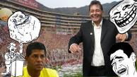 Universitario de Deportes: Roberto Chale 'trolleó' al 'Puma' Carranza