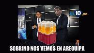 Alianza Lima vs. Universitario: Reimond Manco y Roberto Chale protagonistas de los memes