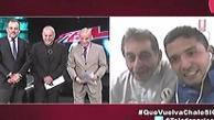 Reimond Manco y Roberto Chale: así fue su divertido encuentro en televisión