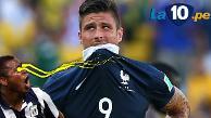 Youtube: Olivier Giroud armó un jugadón con Francia y falló a lo Wilmer Aguirre