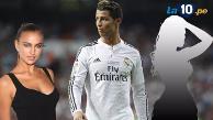 """Cristiano Ronaldo """"terminó"""" con Irina Shayk por culpa de modelo brasileña"""
