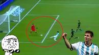 Youtube: Lionel Messi salvó a Argentina con esta 'pepaza'