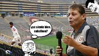 Universitario de Deportes: Roberto Chale confundió a su rival de la Copa Sudamericana