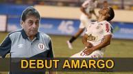 Universitario de Deportes empató 1-1 con UTC por el Torneo Clausura