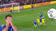 YouTube: Eden Hazard y su terrible penal en la Champions League