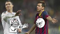FIFA 16: Cristiano Ronaldo y Lionel Messi discuten en videojuego