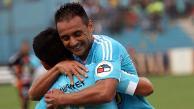 Sporting Cristal goleo 4-0 a Ayacucho FC y es líder del Torneo Clausura