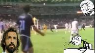 Youtube: Andrea Pirlo estuvo cerca de marcar gol olímpico en la MLS