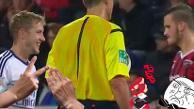 YouTube: el árbitro no tenía una moneda y tuvieron que decidir con un 'piedra papel o tijera'
