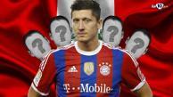 YouTube: Robert Lewandowski y cuatro peruanos con quienes jugó