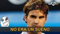 Despertó tras 11 años en coma y no creía que Roger Federer sigue jugando