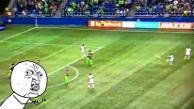 YouTube: jugador de la MLS pateó el peor tiro libre de la historia
