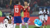 Medel se ofreció defender a Chile en La Haya tras curioso 'meme'