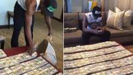 Facebook: ¿Cuánto dinero lleva Floyd Mayweather cada vez que sale de viaje?