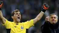 YouTube: Iker Casillas hizo sufrir a Jose Mourinho con esta gran atajada