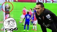 Champions League: David Ospina y un tremendo 'blooper' para un gol de córner