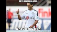 Facebook: los memes del Lewandowski, Chicharito y la jornada de Champions League