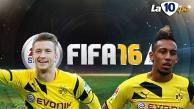 YouTube: Jugadores del Borussia Dortmund realizaron torneo de FIFA 16