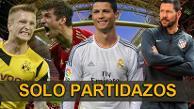 Esta es la programación de lo mejor del fin de semana en las mejores ligas europeas