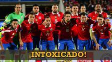 Perú vs. Chile: Gary Medel se intoxicó y es duda para el partido