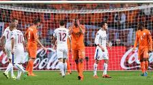 YouTube: Robin van Persie y el autogol que eliminó a Holanda de la Eurocopa