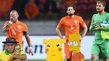 Facebook: Holanda y la maldición por la que quedó fuera de Eurocopa Francia 2016