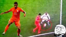 YouTube: Memphis Depay regaló una gran jugada con Holanda