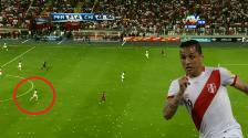 Perú vs. Chile: Yoshimar Yotún y su pésima marca en el cuarto gol chileno