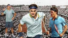 YouTube: los 10 puntos más increíbles de Roger Federer en su carrera