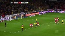YouTube: Marco Reus falló un penal mal cobrado con el Borussia Dortmund