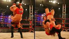 YouTube: conoce la llave más brutal que jamás verás en la WWE, el 'canadian destroyer'