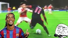 Arsenal vs. Bayern Munich: Douglas Costa y su gran jugada al estilo Ronaldinho