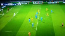 YouTube: Iván Rakitic y su golazo con el Barcelona por Champions League