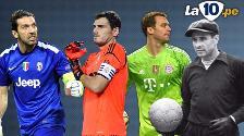Ránking de los mejores arqueros de la historia del fútbol / FOTOS