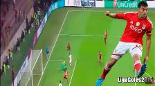 YouTube: el increíble gol de Nicolás Gaitán en la Champions League