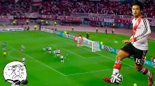 YouTube: Leonardo Pisculichi se lució con un golazo de tiro libre